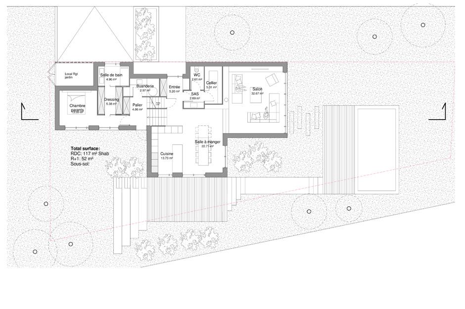 Mnap dank architectes for Creer un plan de maison