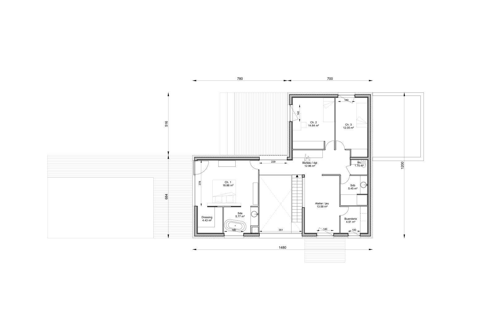 Schéma-concept-architecte-croquis_Plan-R+1_2