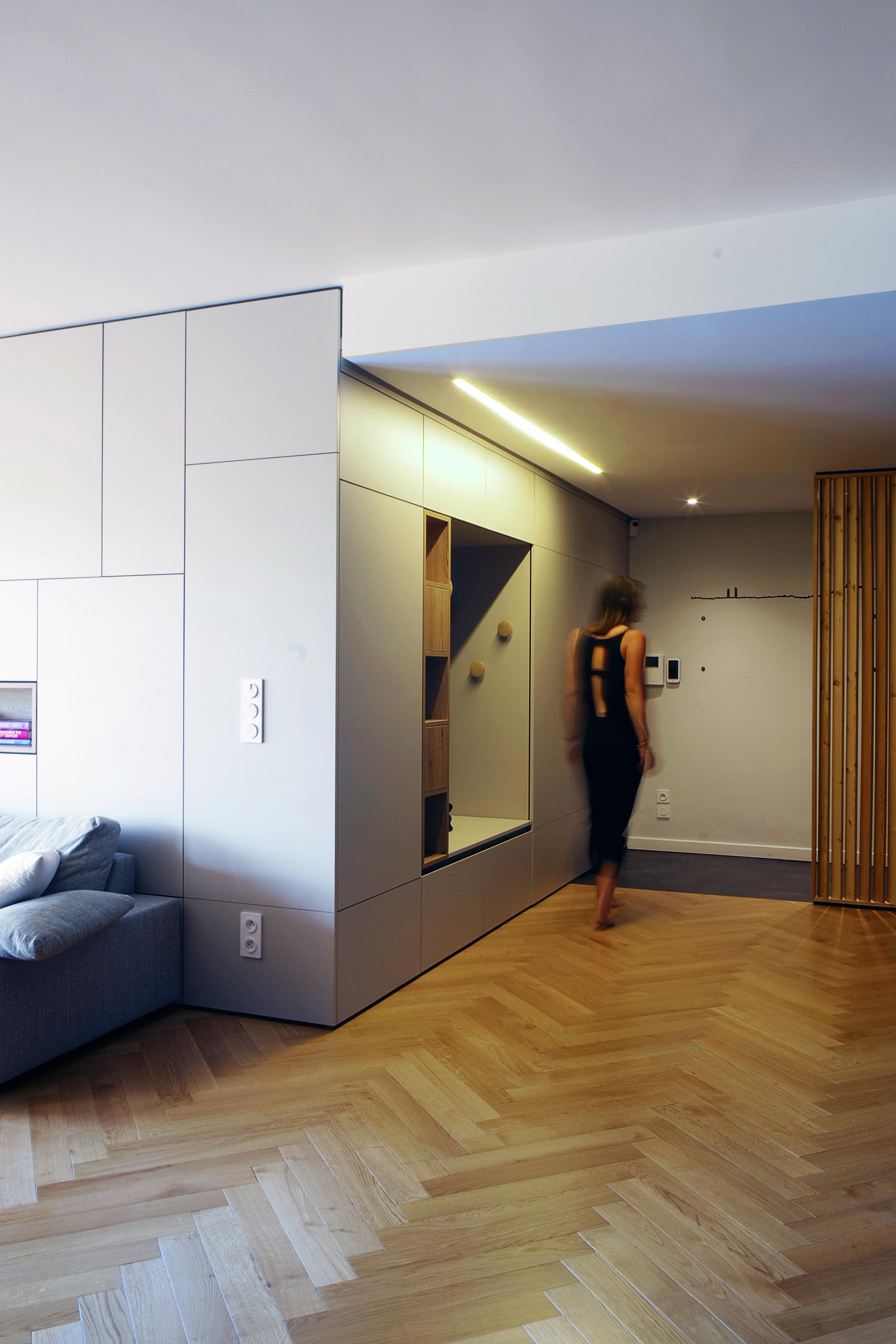 Appartement_Rénovation_Annecy_entrée_mobilier-sur-mesure